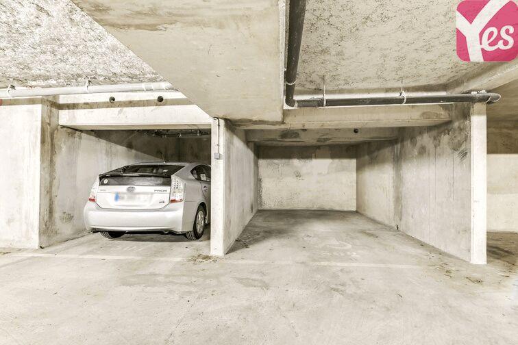 Parking Versailles - Sainte-Geneviève caméra