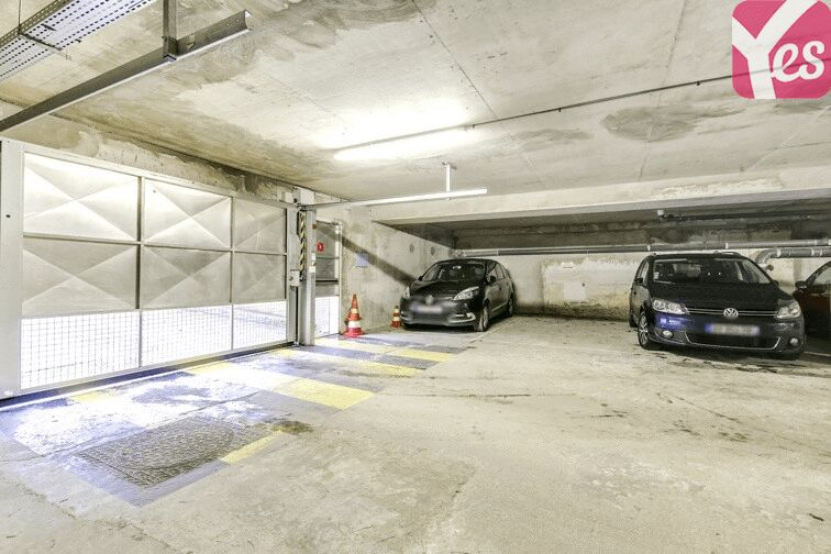 Parking Versailles - Sainte-Geneviève location mensuelle