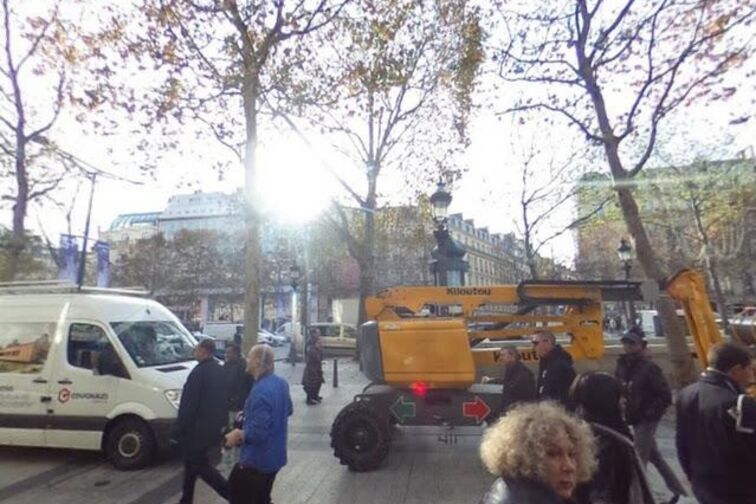 Parking Collège Jeanne d'Arc box