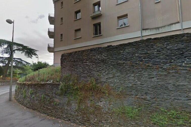 Parking Mairie de Segré-en-Anjou Bleu caméra