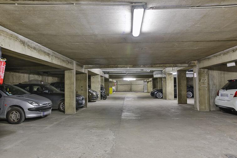 Parking Chevaleret - Dunois location