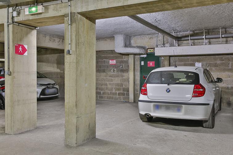 Parking Chevaleret - Dunois en location