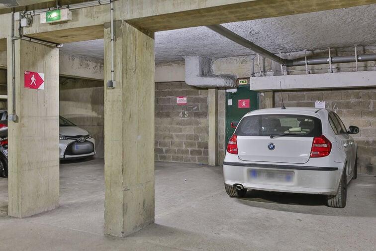 Parking Chevaleret - Dunois 24/24 7/7