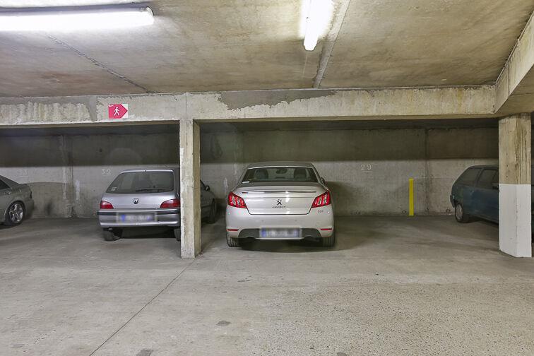 Parking Chevaleret - Dunois 165 rue du Chevaleret