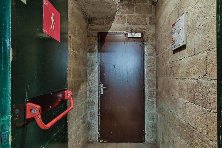 Parking Chevaleret - Dunois garage