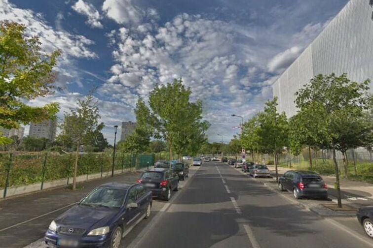 Parking Lycée Pro. Ludovic Ménard - Les Ponts-de-Cé caméra