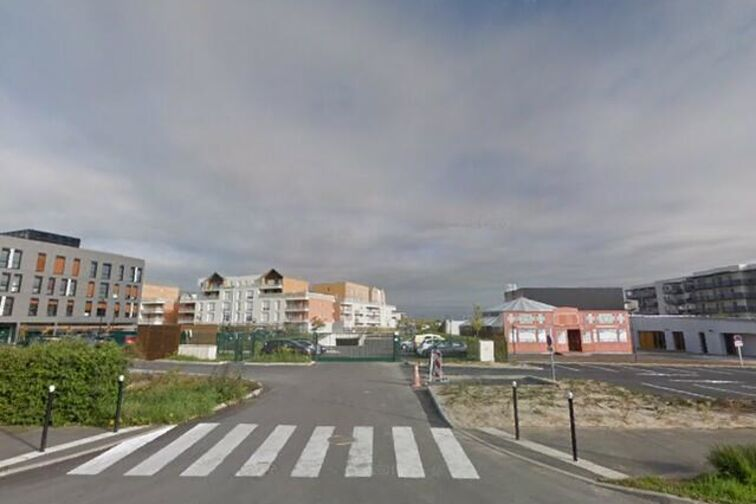 Parking Gare de Lieusaint-Moissy location