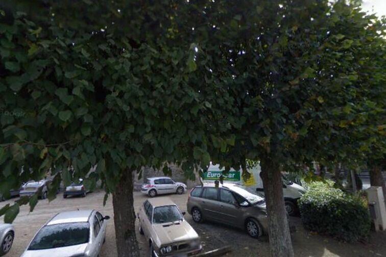 Parking Mairie de Réau sécurisé
