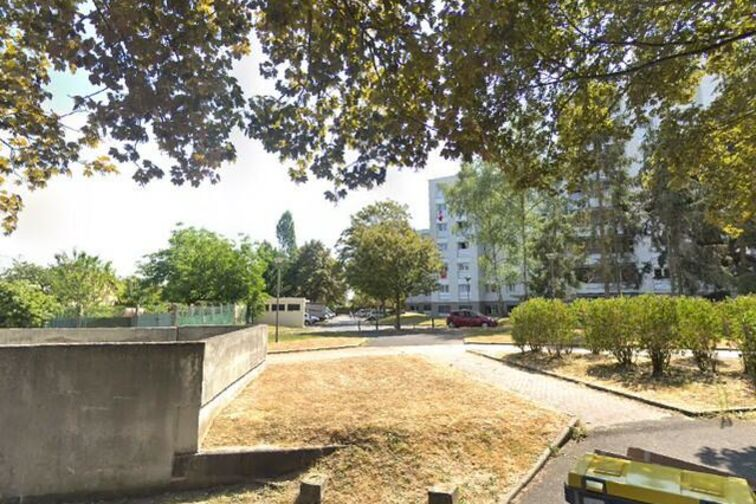 Parking Mairie - Jean Jaures - Villeparisis caméra