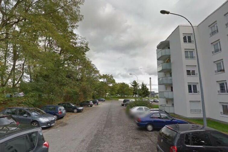 Parking Collège Beaumarchais - Meaux 77100