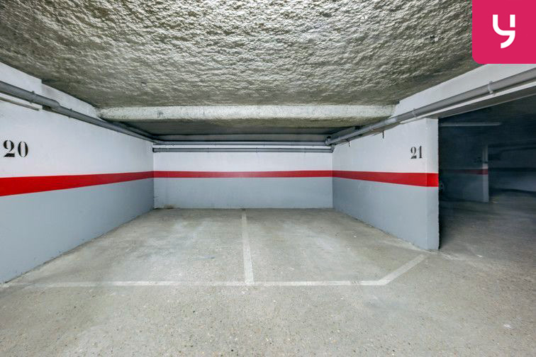 Parking Pileu - Graviers - Vilmorin - Massy (place double) box