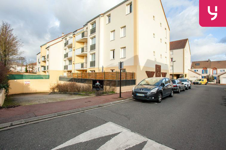Vue de la rue Toulouse Lautrec