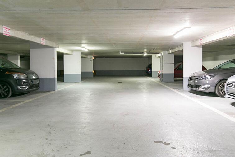 Parking Balard caméra