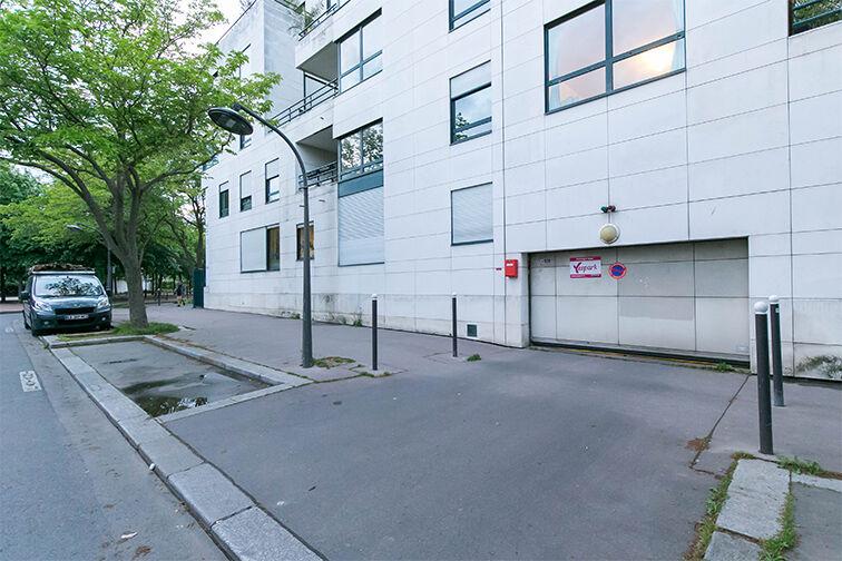 Parking Balard en location