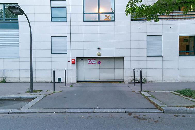 Parking Balard souterrain