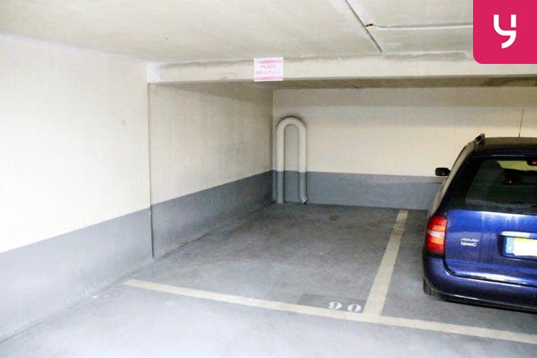 Parking Balard 24/24 7/7