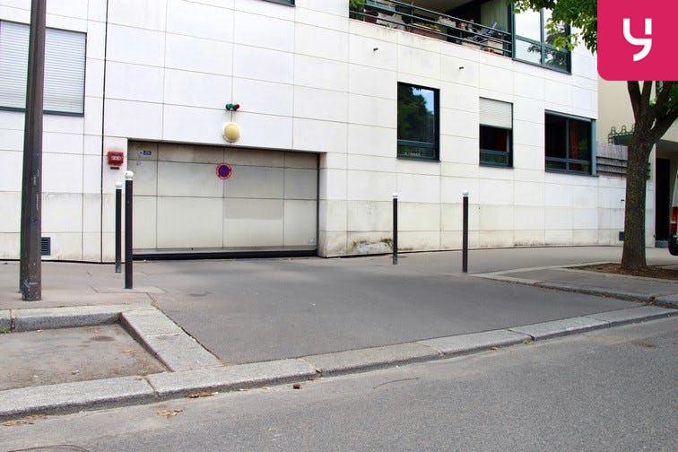 location parking Balard