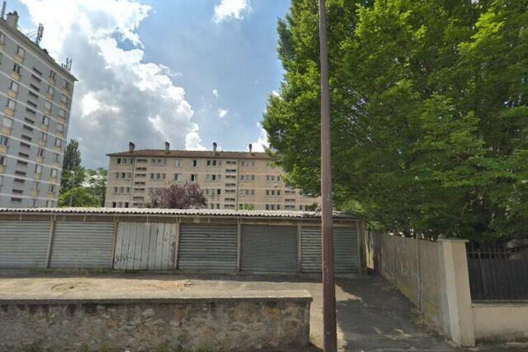 Parking Bibliothèque Daniel Renoult - Montreuil (box) sécurisé