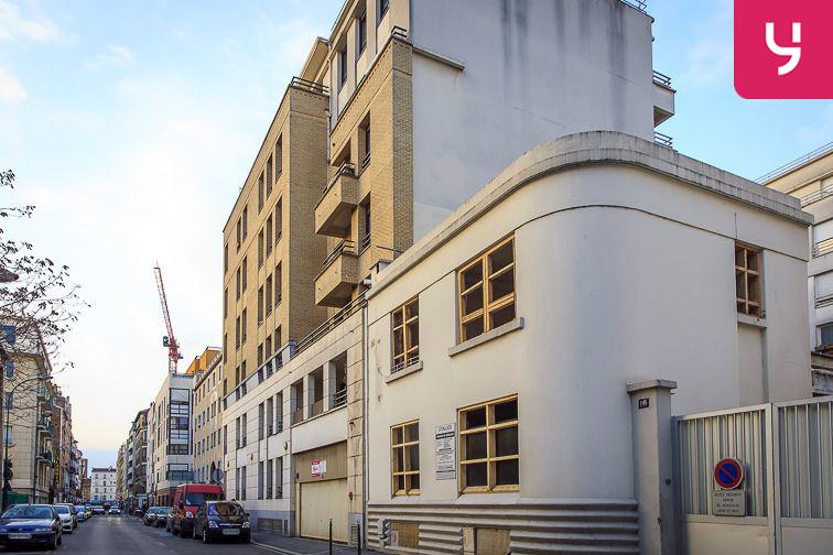 Parking Neuilly-Casteres - Clichy - Entrée de Ville (place double) avis
