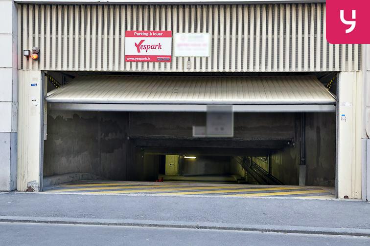 Parking Neuilly-Casteres - Clichy - Entrée de Ville (place double) location