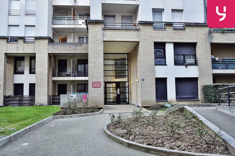 Parking Neuilly-Casteres - Clichy - Entrée de Ville (place double) souterrain