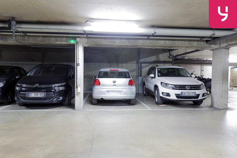 Parking Neuilly-Casteres - Clichy - Entrée de Ville (place double) location mensuelle