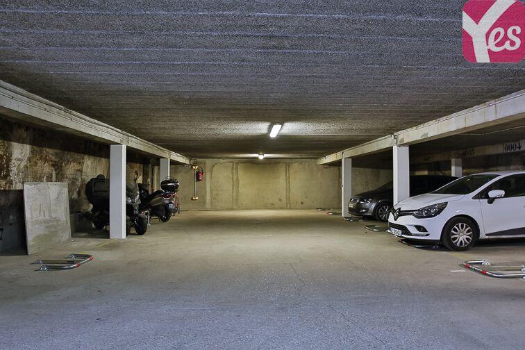 Parking Eglise Notre Dame des Lourdes - Paris 20 (place moto) avis