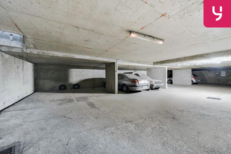 Parking Guillotière (place double) sécurisé