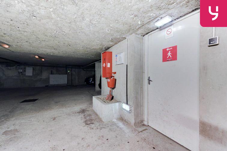 Parking Guillotière (place double) à louer
