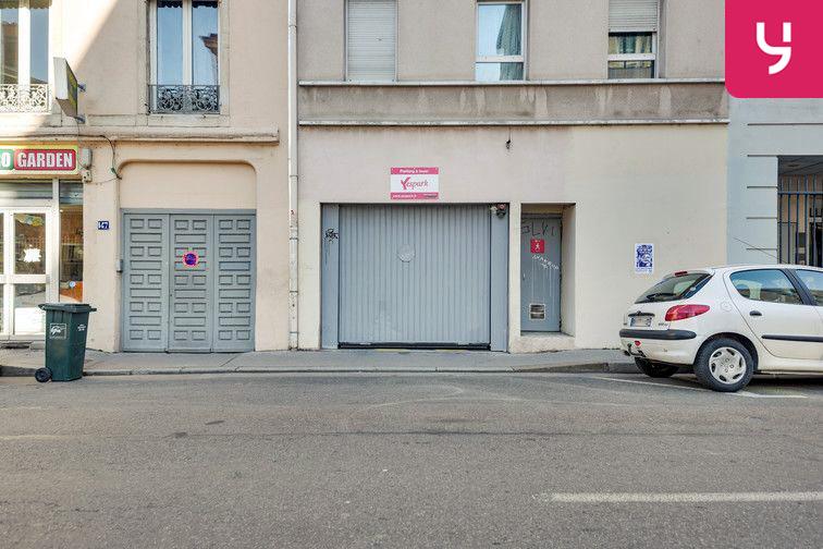 Parking Guillotière (place double) 69007