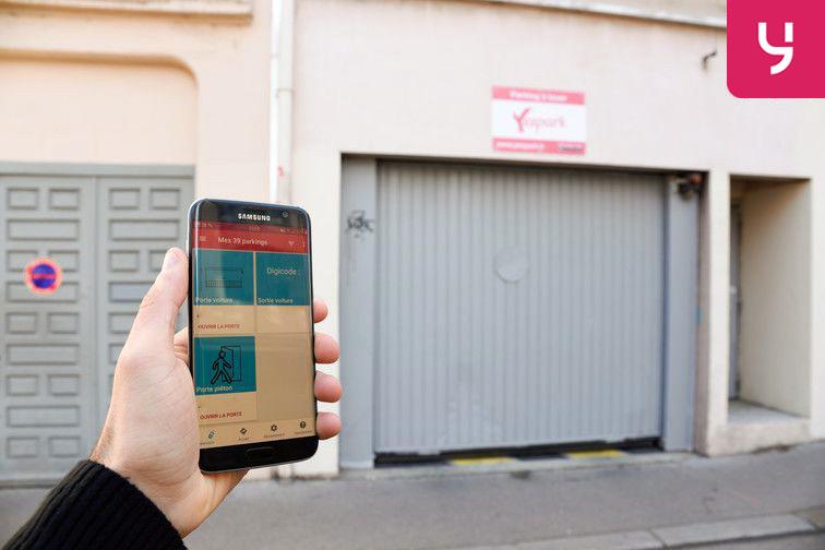 Parking Guillotière (place double) pas cher