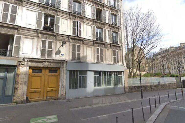Parking Juliette Dodu - Montreuil (box) sécurisé