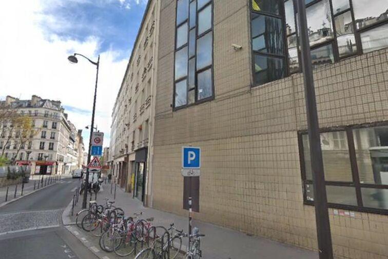 Parking Juliette Dodu - Montreuil (box) caméra