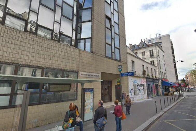location parking Juliette Dodu - Montreuil (box)
