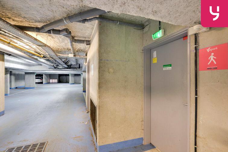 Parking Gare de Fontenay-le-Fleury (place moto) 78330