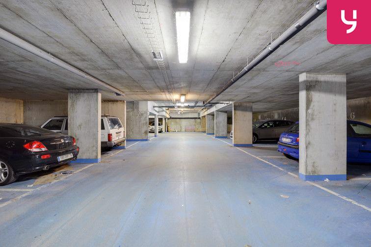 Parking Gare de Fontenay-le-Fleury (place moto) caméra