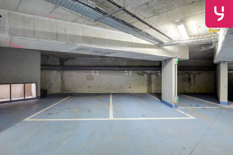 Parking Gare de Fontenay-le-Fleury (place moto) box