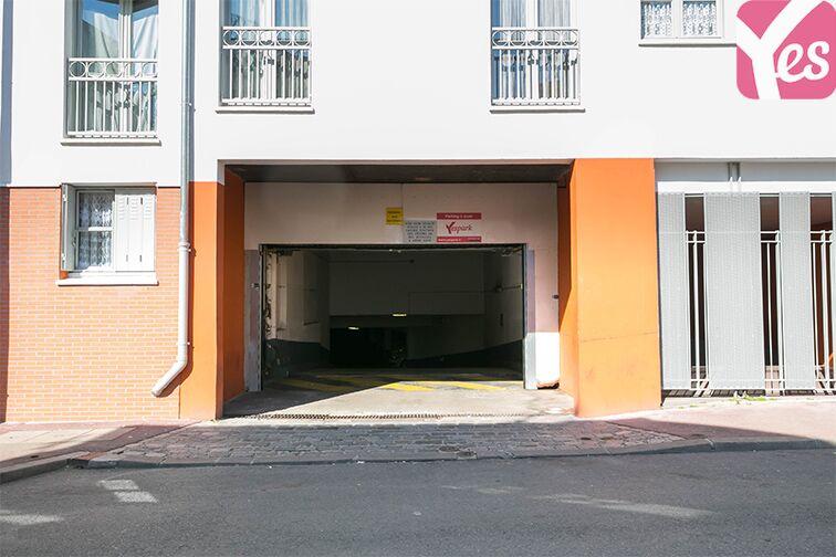 Parking Porte de Pantin - Le Pré-Saint-Gervais 93310