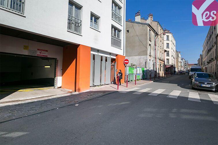 Parking Porte de Pantin - Le Pré-Saint-Gervais Le Pré-Saint-Gervais