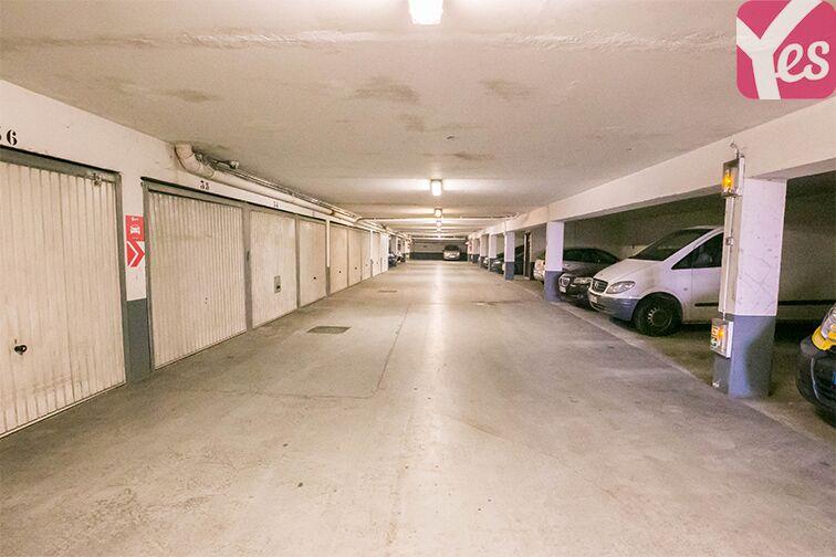 Parking Porte de Pantin - Le Pré-Saint-Gervais caméra