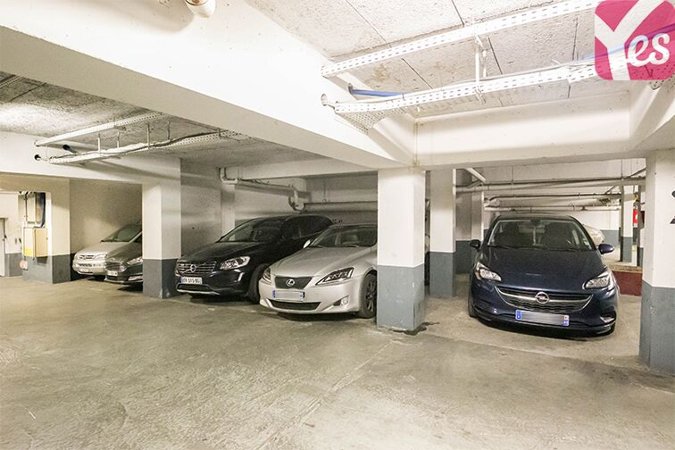 Parking Porte de Pantin - Le Pré-Saint-Gervais location mensuelle