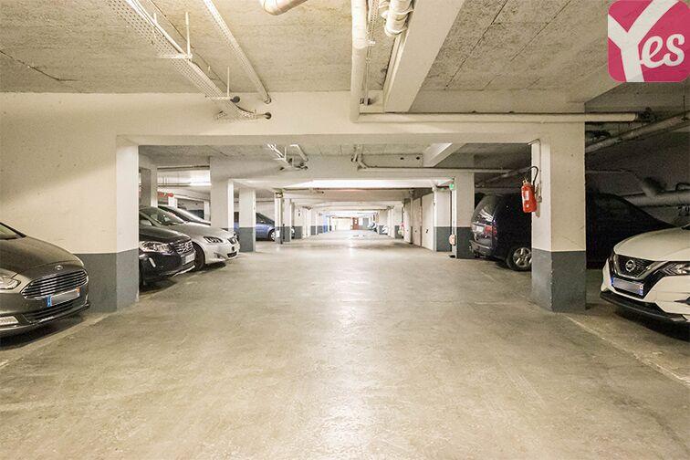 Parking Porte de Pantin - Le Pré-Saint-Gervais sécurisé