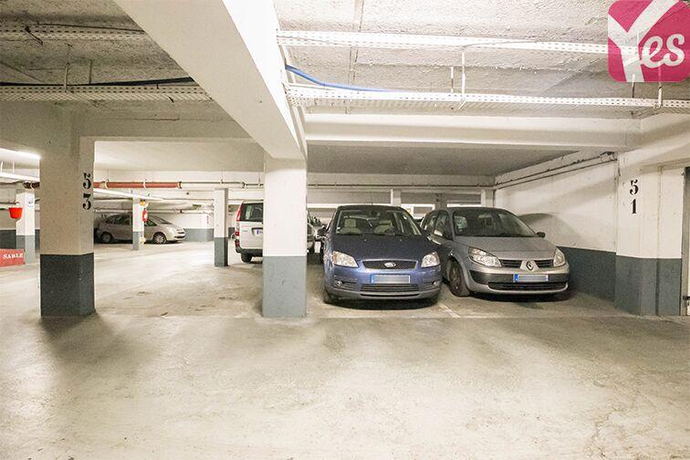 Parking Porte de Pantin - Le Pré-Saint-Gervais souterrain