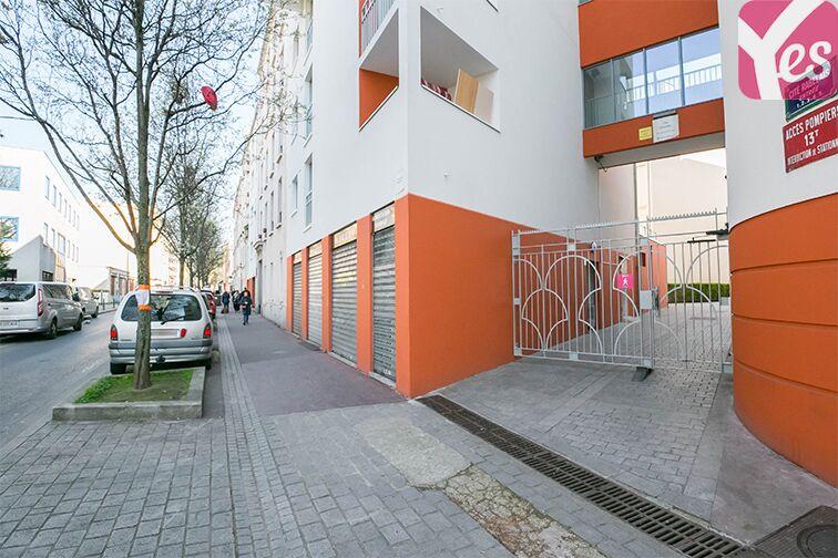 Parking Porte de Pantin - Le Pré-Saint-Gervais pas cher