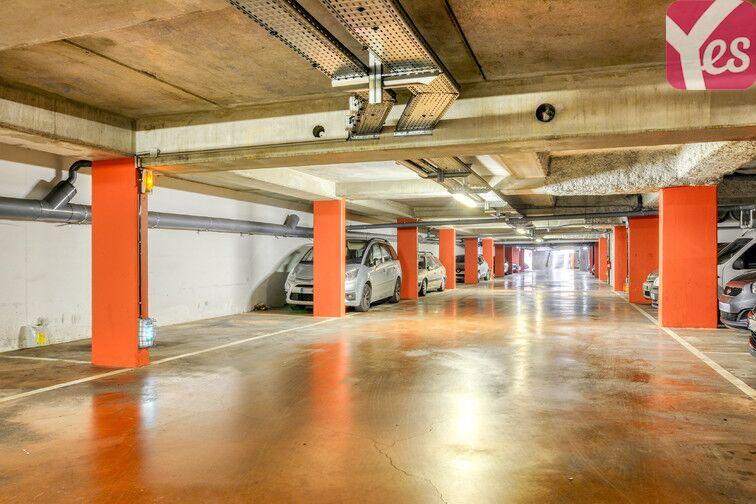 Parking Centre-Ville - Roussillon - Neuilly-Sur-Marne souterrain