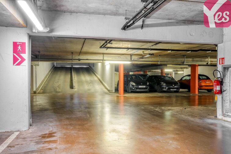 Parking Centre-Ville - Roussillon - Neuilly-Sur-Marne 4 Rue de Berry