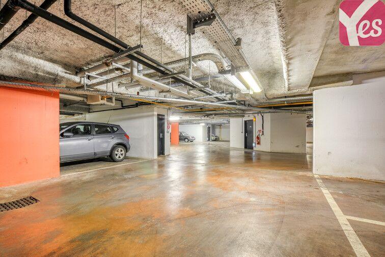 Parking Centre-Ville - Roussillon - Neuilly-Sur-Marne sécurisé