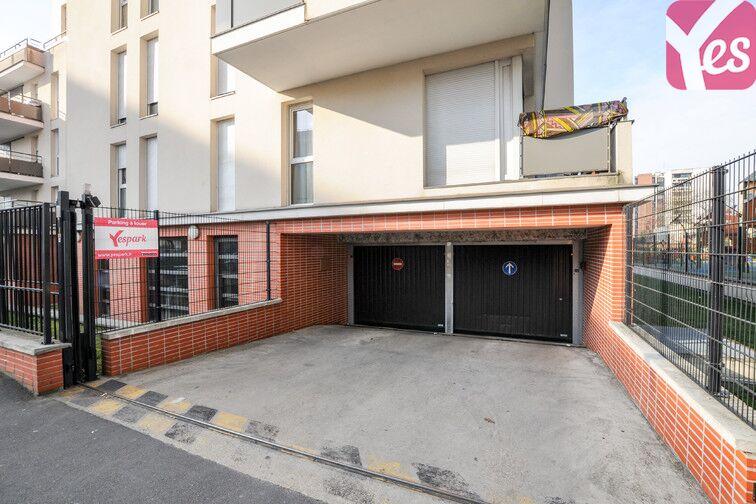 Parking Centre-Ville - Roussillon - Neuilly-Sur-Marne 24/24 7/7