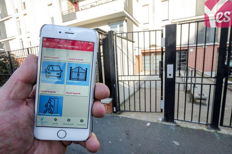 Parking Centre-Ville - Roussillon - Neuilly-Sur-Marne en location