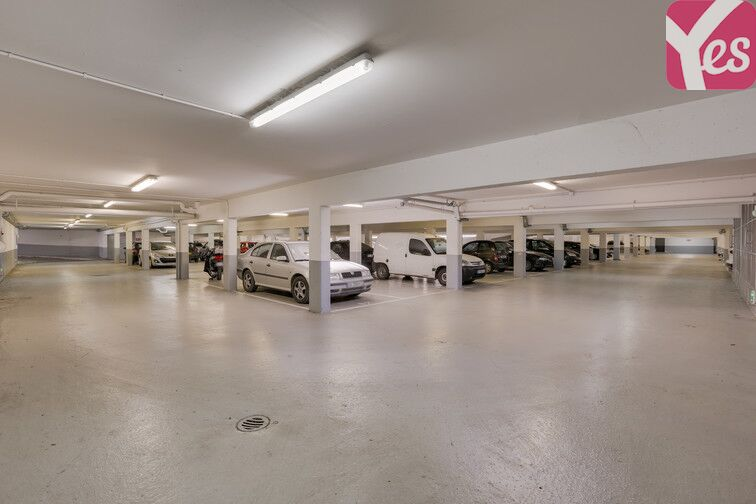 Parking Allée du château - Aubervilliers pas cher